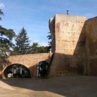 Die Burg von Mondavio