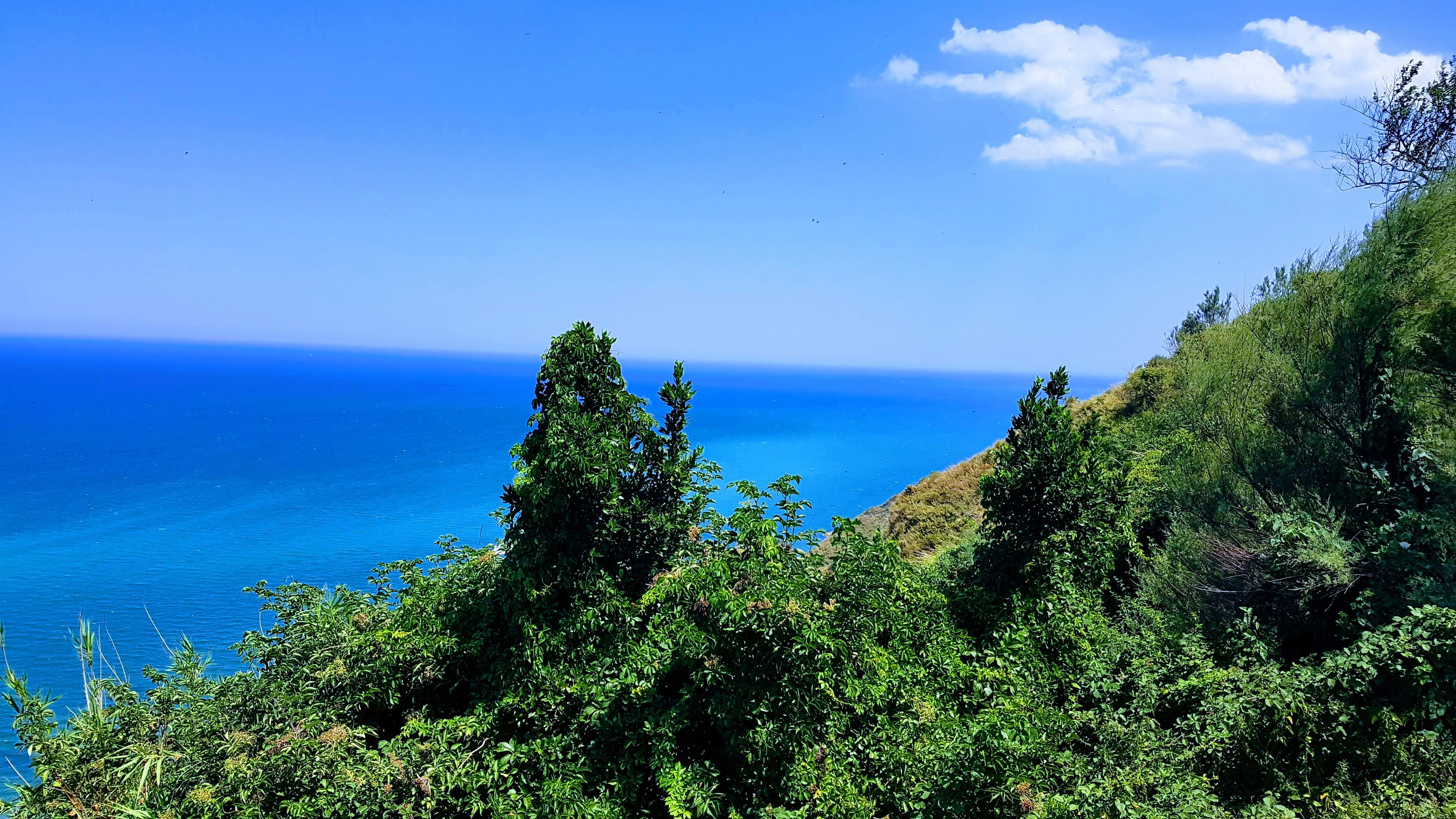 Naturpark San Bartolo - Blick auf die Adria