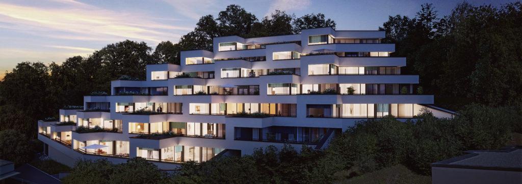 Plateaux de Berne, Eigentumswohnungen in Ostermundigen