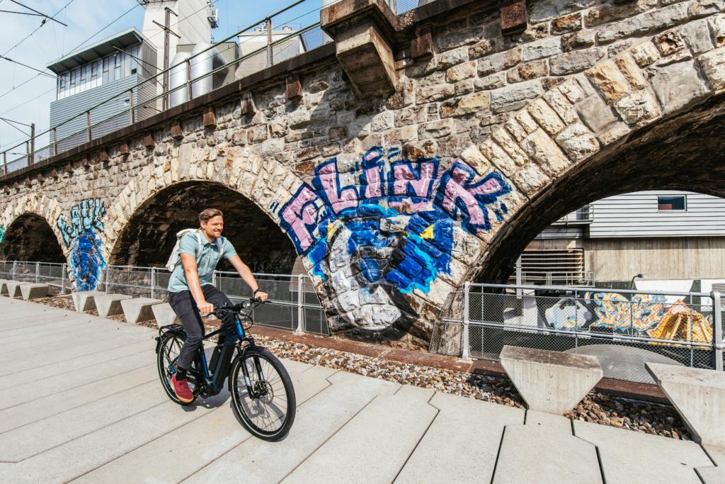 E-Bike Reichweite Akku