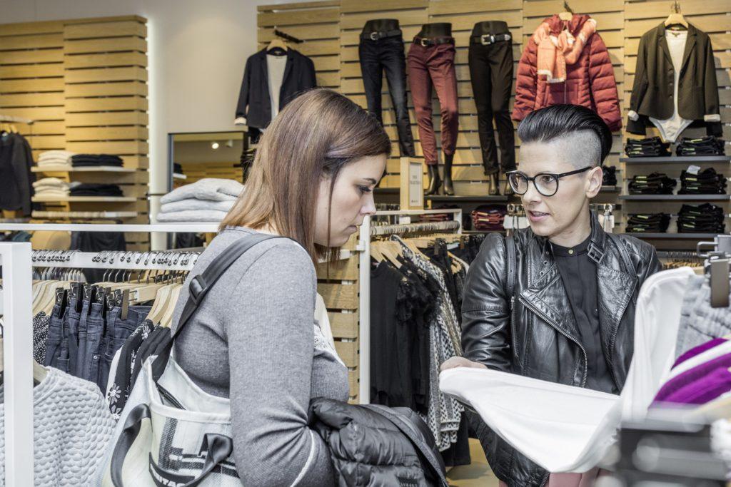 Personal-Shopping, Einkaufsbegleitung