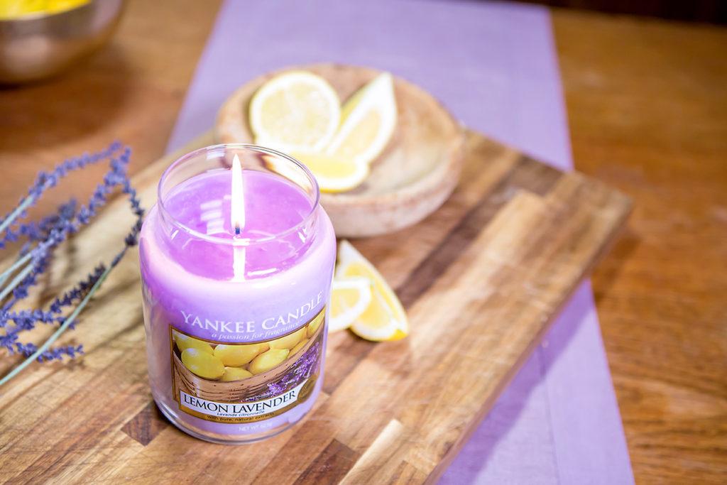 Lemon Lavender schmelzen