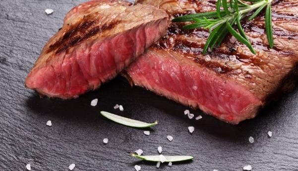 das perfekte grill-steak